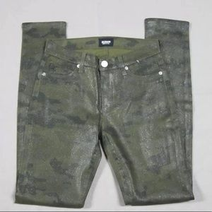 Hudson Nico Skinny Jeans Inca NWTs 29